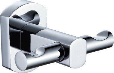 KHSKX Base in acciaio inox doppio gancio doppio gancio gancio