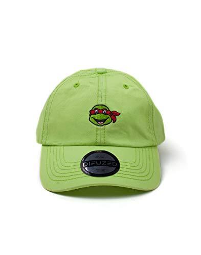 Teenage Mutant Cap Ninja Turtles - Raphael Dad Cap Green