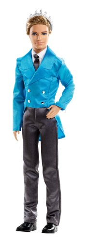 Mattel X3692 - Barbie Die Prinzessin & der Popstar Prinz Liam, Puppe