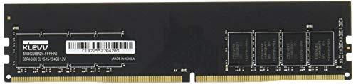 klevv DIMM Memoria de 4GB DDR4–2400
