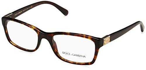 7646f889ce DOLCE & GABBANA Monture lunettes de vue DG 3170 502 La Havane 54MM