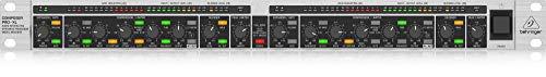 Behringer MDX2600 Composer Pro-XL Interaktiver 2-Kanal Expander/Gate/Kompressor (Gate Und Kompressor)
