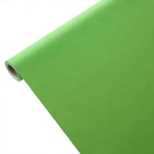 50m*0,75m JUNOPAX Geschenkpapier apfel-grün