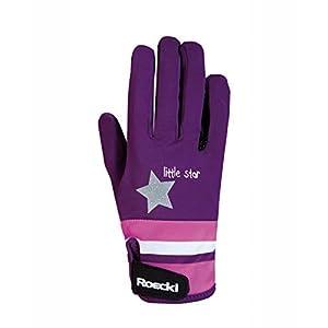 Roeckl Sports Junior Handschuh -Kelli- Kinder Reithandschuh, Kinderhandschuh