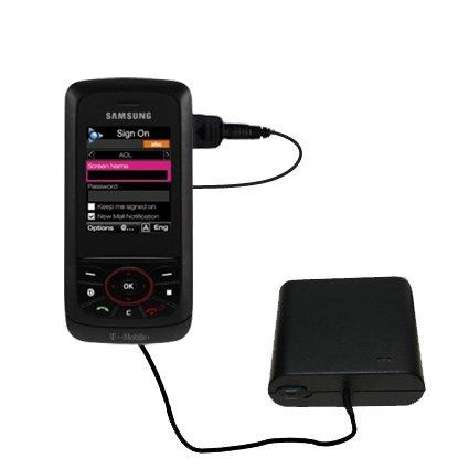 Advanced AA Akkupack als Ladezubehör kompatibel mit Samsung SGH-T729 Mit TipExchange Technologie