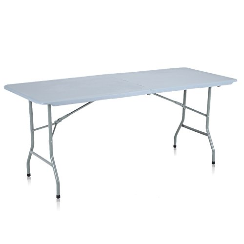 Strattore Campingtisch Bierzelttisch Gartentisch Buffettisch Esstisch Partytisch klappbar mit...