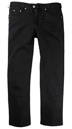 JOKER Jeans Marvin Heringsbone black Black
