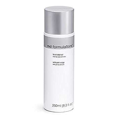 md formulations Glycolic Acid Facial Cleanser 250ml