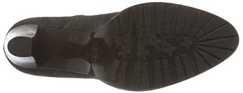 Zinda - 26, Scarpe col tacco Donna Grigio (Grau (Carbón))