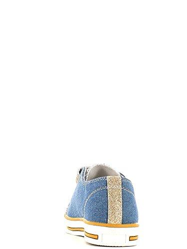 Primigi , Baskets pour fille Bleu - Jeans