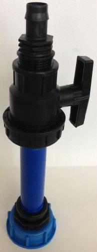 CMTech GmbH Montagetechnik Manchon cMS60290R9487 avec tube en plastique 100 mm dN32 kunststoffkugelhahn aG 1\