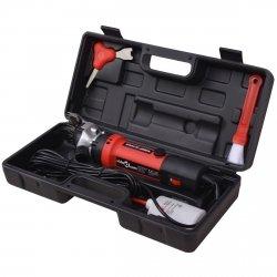 vidaXL 6tlg. Schafschermaschine Set Schermaschine Fellpflege Schafschere 350 W