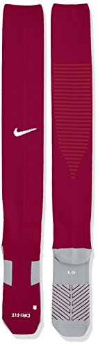 NIKE Herren Stulpen Team Matchfit Core Over The Caff Dynamic Berry/Noble Red/White