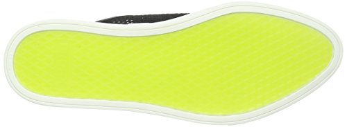 Bronx Mec 65273 A01 Damen Sneaker Schwarz (01 Black)