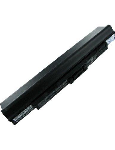 Batterie pour ACER ASPIRE ONE 751h-1545, Haute capacité, 11.1V, 4400mAh, Li-ion