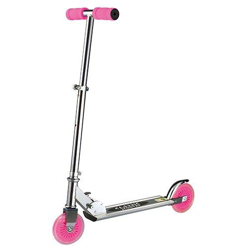speel Goed s1778sgs PNK-Esquí Scooter, Color Rosa