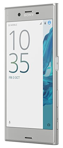 Sony Xperia XZ 5.2' SIM única 4G 3GB 32GB 2900mAh Platino - Smartphone (13,2 cm (5.2'), 1920 x 1080 Pixeles, 3 GB, 32...