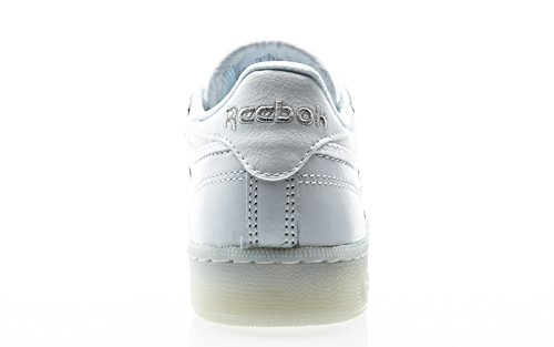 Reebok Club C 85 On The Court, White-Light Solid Grey White-Light Solid Grey
