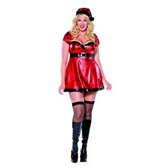 SMIFFYS Envy Santa's Bad Girl (Kostüm Bad Santa Girl)