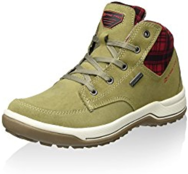 Alpine Pro Pro Pro scarpe da ginnastica Alta Pabla Kaki EU 36 | Moda Attraente  | Maschio/Ragazze Scarpa  56b073