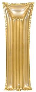 Jilong-37413 16920388638569 - Flotador Hinchable, Color Dorado