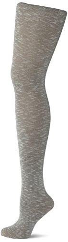 KUNERT Damen Strumpfhose Lurex Blend, 100 Den, Beige (Taupe 2610), 38/39 (Herstellergröße: 38/40) (Strumpfhose Blickdichte Lurex)