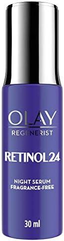 Olay Night Serum: Regenerist Retinol 24 Serum, 30 ml, 30 ml