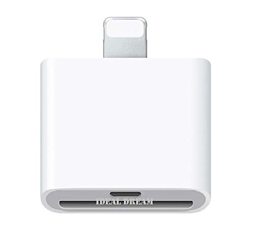 Android Micro USB und 30 Pin Buchse auf 8 Pin Stecker Adapter Konverter für Telefon 5 5S 6 6S 7 8 X XS Pad 4 Mini Air Air 2 Pad Pod Touch Zu Computer Aufladen und Daten Transfer Foto Video nur (Iphone 6 Audio-konverter)