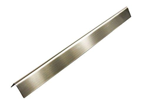 1 x acier inoxydable Aroma Rail pour Weber Spirit 200 Series à 2012 Genesis Silver A Barbecue à gaz flamme Répartiteur cache-brûleur