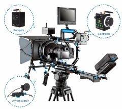 ig Video Schulter Kamera Mount Support System Stabilisator ()