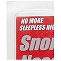 Clip de nariz libre de ronquidos, la cura ideal para dejar de roncar, anillo magnético para ayudar a dormir