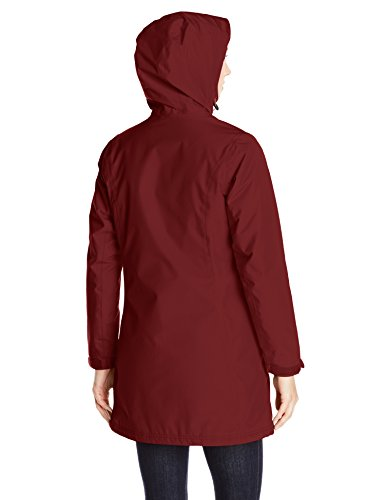 uk availability 08ad2 fab0f Helly Hansen, Giacca Lunga Donna Belfast
