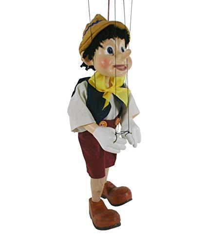 CAL FUSTER - Marioneta Cuerda Pinocho. Medidas: 34