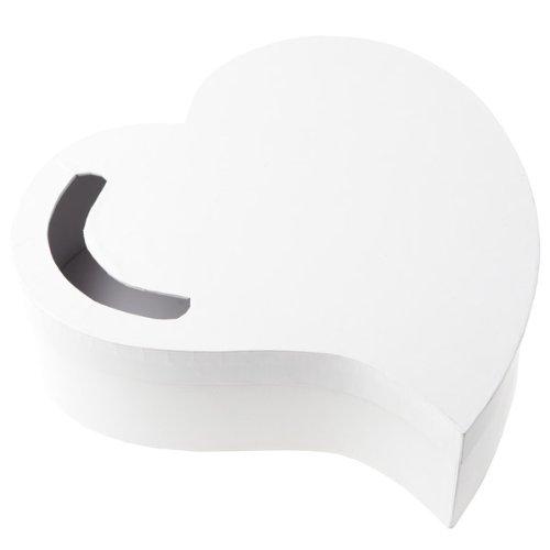 Santex 3841 Coeur Tirelire Blanc