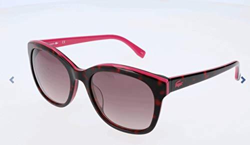 Lacoste Damen L819S Sonnenbrille, Mehrfarbig, 55 (Sonnenbrillen Lacoste Mann)