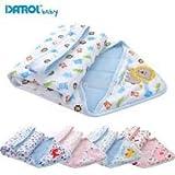 Couverture de sécurité pour bébé, Hibou, Peek A Boo Tapis de Doudou, doux, chaud et Fun Étiquettes