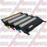 Ampertec 4 toner pour samsung cLT-p4072S 4 couleurs