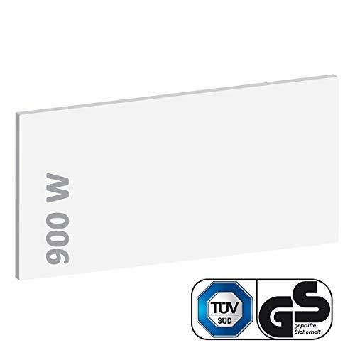 Universal Programmierbare Thermostat (BRAST Infrarotheizung 300-1100 Watt TÜV/GS geprüft Made in Europe Rahmenlos Elektroheizung Thermostat BRE-ISP)