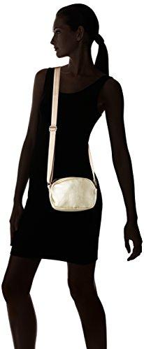 Bensimon - Round Bag, Borsa a tracolla Donna Or (Or)