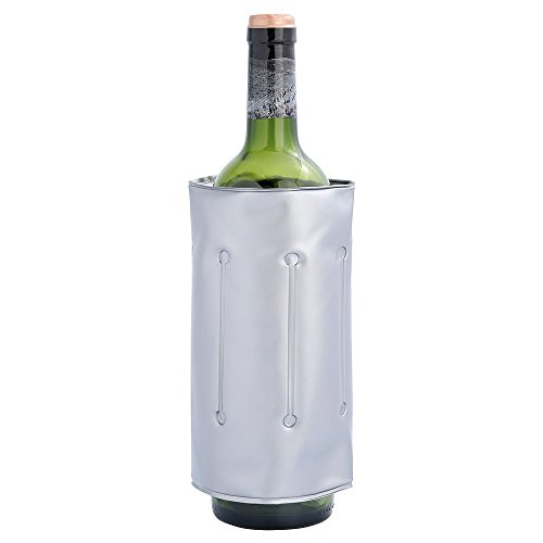 Oryx 5057050 Enfriador De Botellas Adaptable, Plateado
