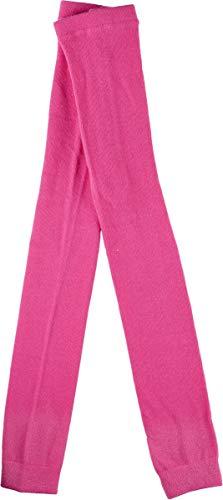 Palleon 2er Pack Kinder Thermo Leggings mit Innenfleece 122-128 / pink