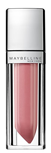 Maybelline New York Make-Up Lipgloss Color Sensational Elixir Petal Plush / Dunkles Rosé für...