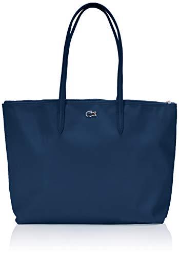 Lacoste L.12.12 Concept, Sac porté épaule Femme,Bleu...