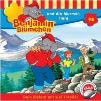 Kiddinx Entertainment Gmbh (Kiddinx) Benjamin Blümchen - Folge 98: Die Murmeltiere