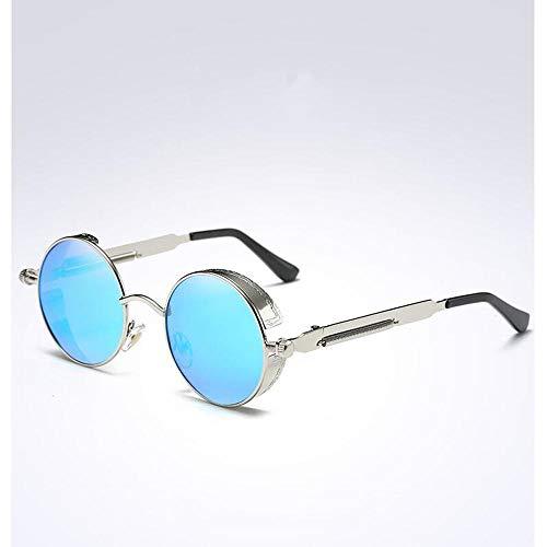 ilestunangel Polarisierte sonnenbrille mode persönlichkeit farbfilm großen rahmen gesicht reparatur sonnenbrille frauen brille, 5