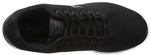 Gola Equinox, Chaussures de Running Compétition homme Noir - Noir (noir/gris)