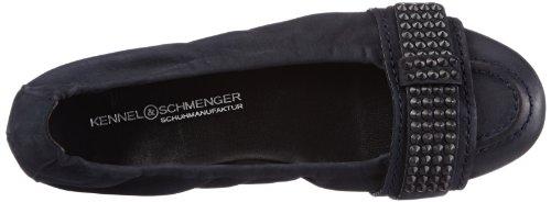 Kennel und Schmenger Schuhmanufaktur Malu, Scarpe chiuse donna blu (Blau (Ocean))
