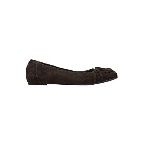 Damenschuhe- 4361-suew Dark Chocolate