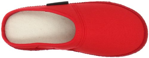 Nanga Wind 02-0047-32, Chaussons mixte adulte Rouge (Rot 20)