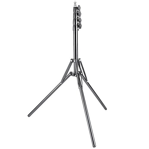 Neewer® 149,9cm/150cm Aluminium Legierung Fotografie Licht Stehen für relfectors, Softboxen, LED-Leuchten, Ring Flash Light, Sonnenschirme und Hintergründe